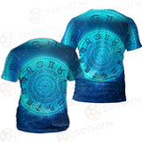 Zodiac Astrology Signs For Horoscope SDN-1042 Unisex T-shirt