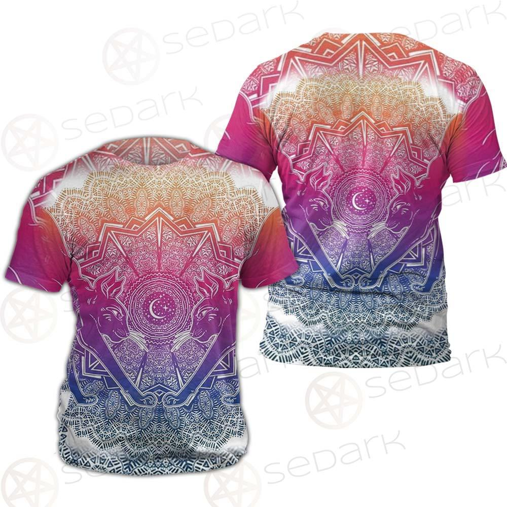 Magic Mandala SDN-1045 Unisex T-shirt