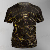 Vector Banner In Retro SDN-1077 Unisex T-shirt