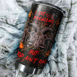 666 Problems Tumbler Cup