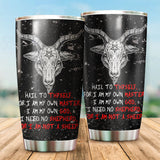 I am not a Sheep Tumbler Cup