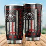 Make Satanic Again Tumbler Cup