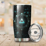 All Seeing Eyes Tumbler Cup
