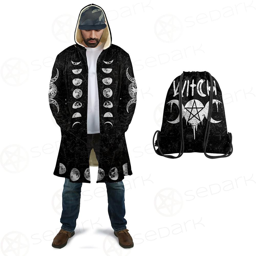 Witch Dream Cloak with bag
