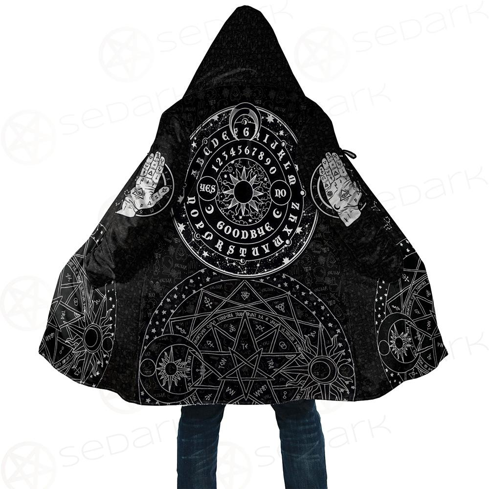 Ouija Board Cloak with bag