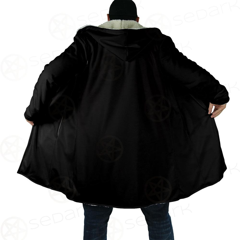 All Black Dream Cloak no bag
