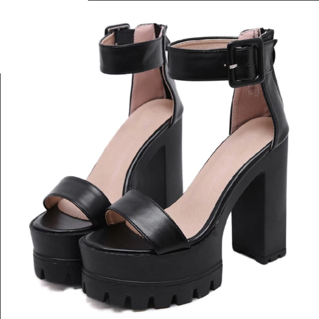 Open Toe Women Sandals High Heels