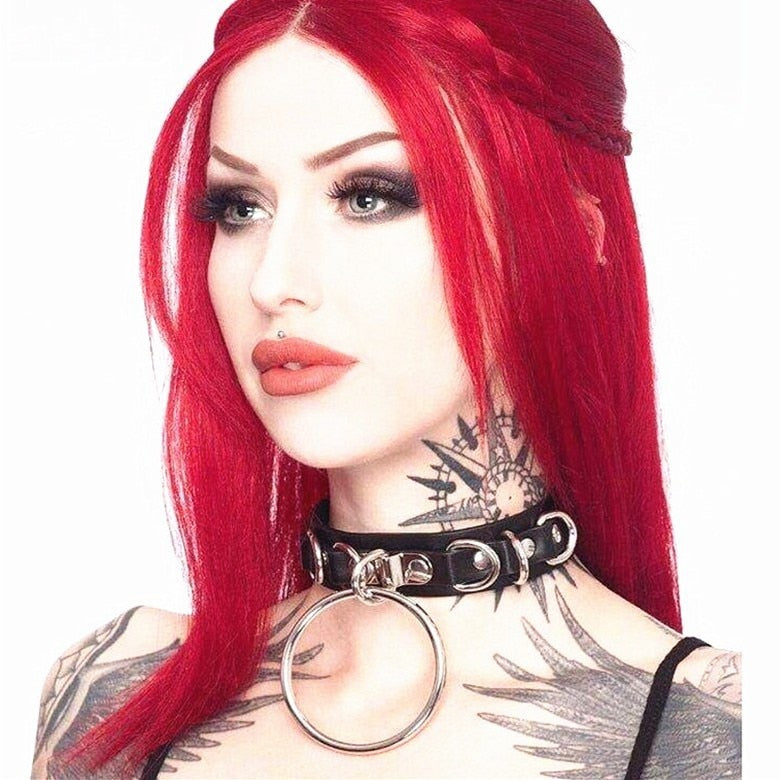 Punk Collar Choker