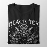 Gothic Black Graphic T Shirts