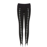 Gothic Bandage Leggings Pants