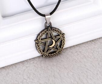 Star Goddess Magic Supernatural Amulet Jewelry