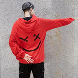 Oversized Hoodie Gothic