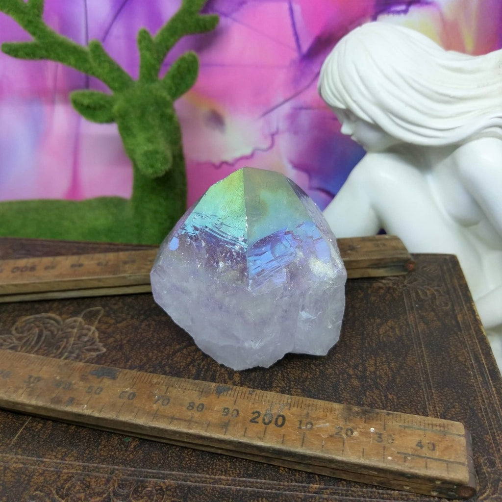 Amethyst Angel Aura Point
