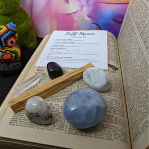 Full Blue Moon Kit with Palo Santo
