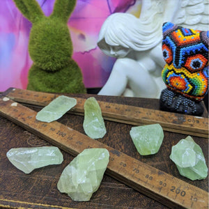 Green Calcite Roughs  Medium 606