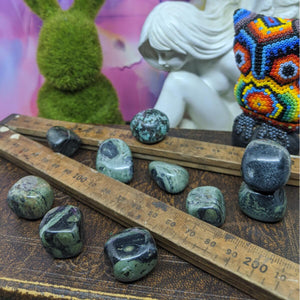 Kambaba Jasper Tumble Stones  Medium