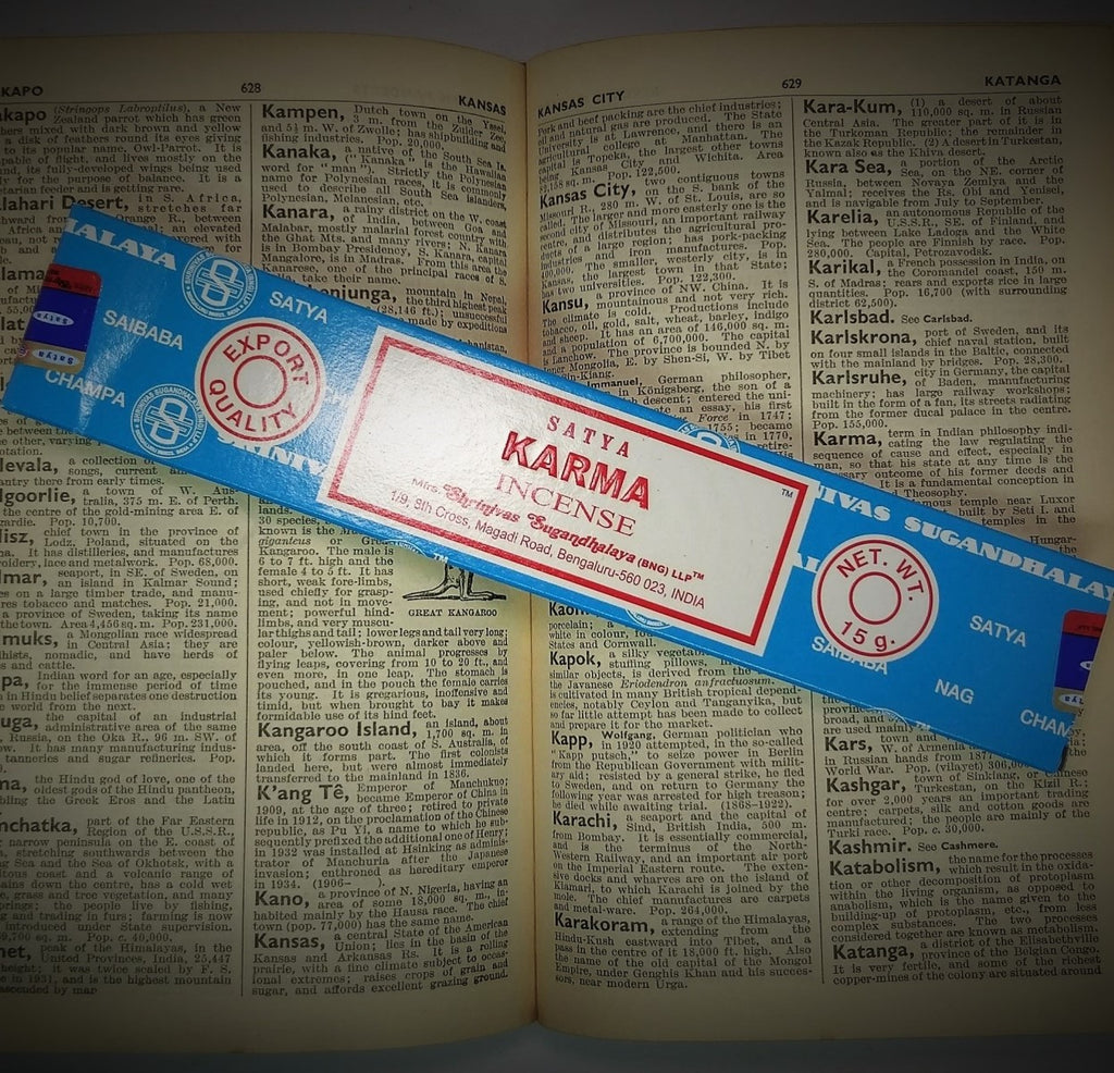 Karma (Satya) - Incense Sticks