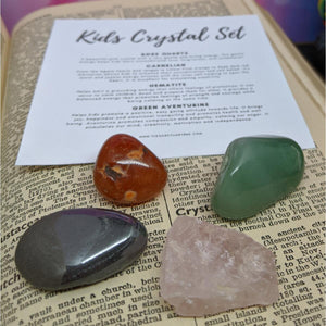 Kids Crystal Kit