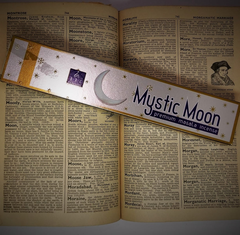 Mystic Moon - Incense Sticks