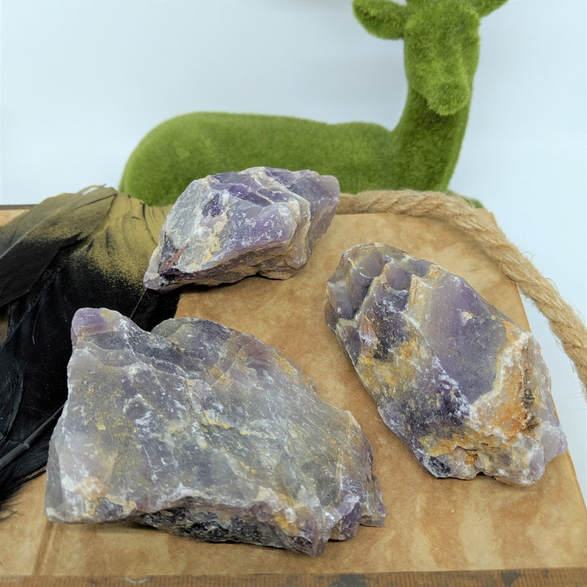 Amethyst Raw - Large.