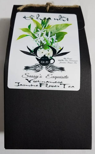 Vietnamese Jasmine Flower Green Tea Cha