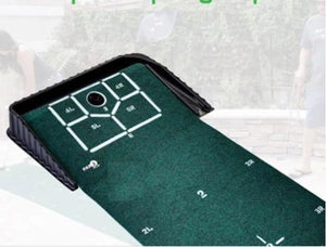 Portable Putting Game