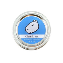Capybara Conservation Candle | Clean Cotton Scent
