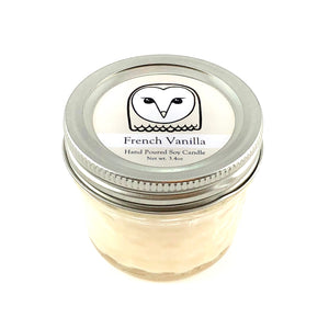 4oz Wildlife Conservation Candles | 12 month Subscription ($8.50/mo+shipping)