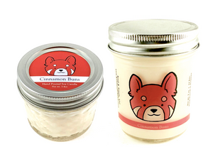 Red Panda Conservation Candle | Cinnamon Buns Scent