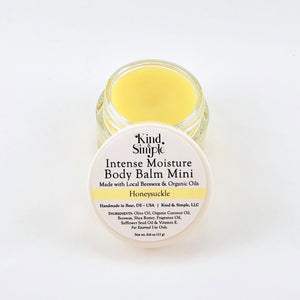Intense Moisture Body Balm | Honeysuckle