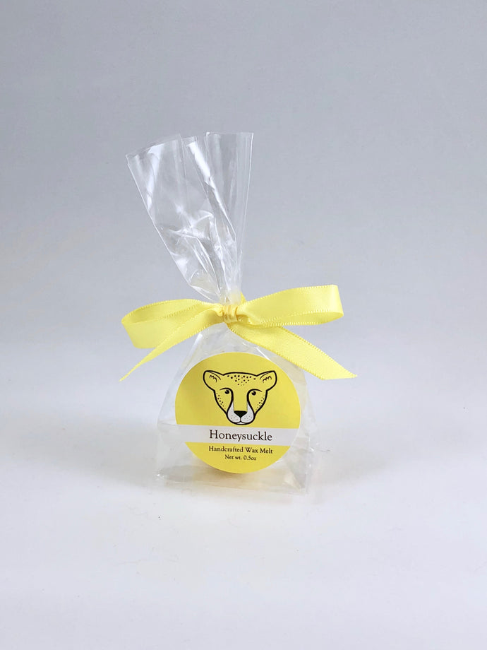 Cheetah Conservation Wax Melts  |  Honeysuckle Scent