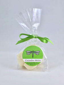 Dragonfly Conservation Wax Melts  |  Cucumber Melon Scent