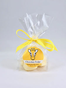 Giraffe Conservation Wax Melts  |  Chocolate Fudge Scent