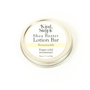 Lotion Bar | Vegan