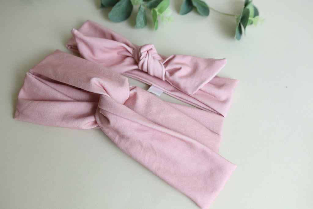 Rose pink matching Set