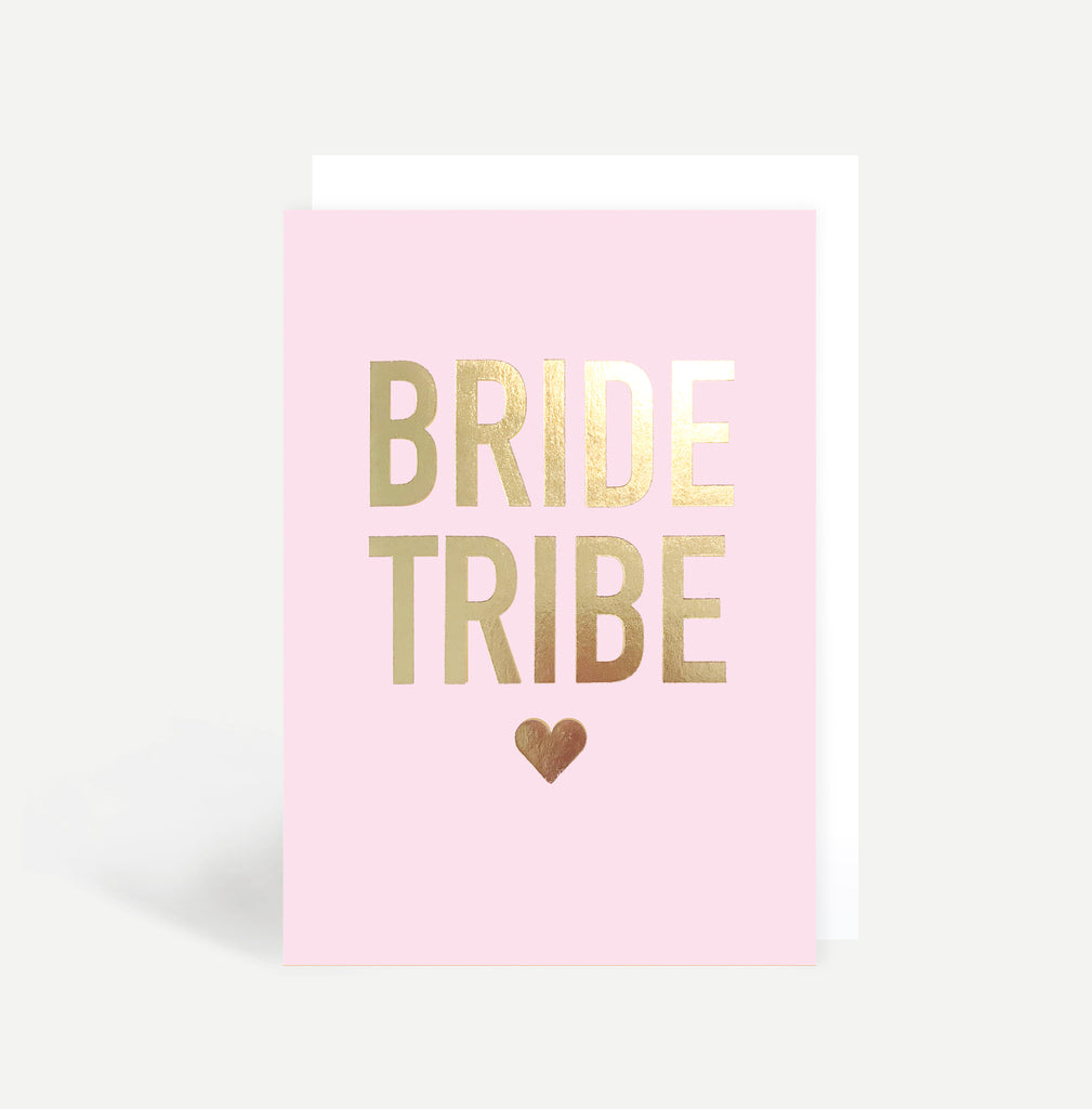 Bride Tribe Card