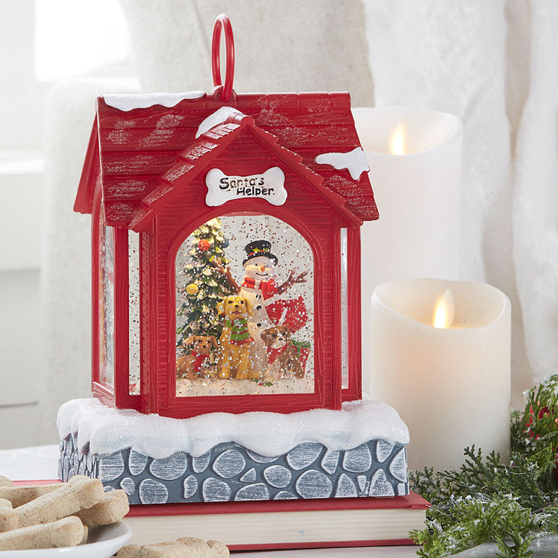 products/3900774-raz-lantern-snowman-in-doghouse.jpg