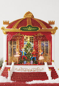 Nutcracker Ballet Musical Lighted Water Theatre Lighted Water Lantern - 4000773 - NEW 2020