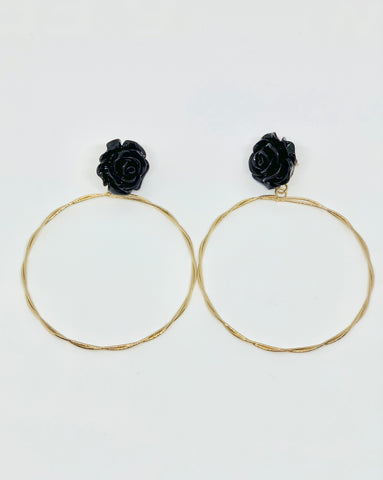 Hoola Earrings (2 Colors)