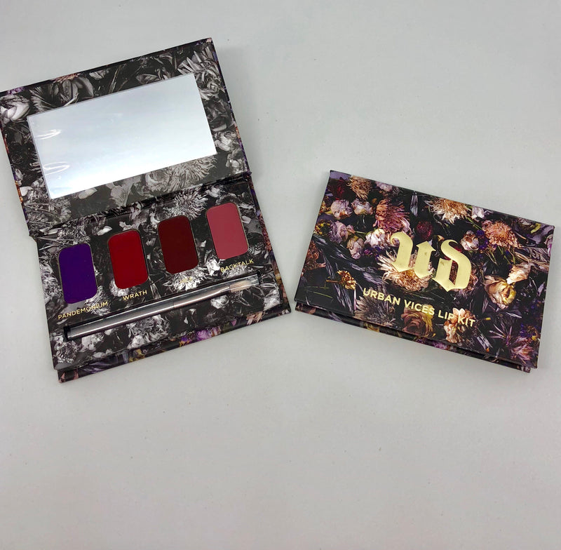 Urban Decay Vices Lip Kit