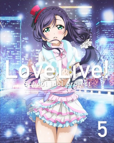 Love Live! School Idol Project 2nd Season 5 Limited Edition [Blu-ray]