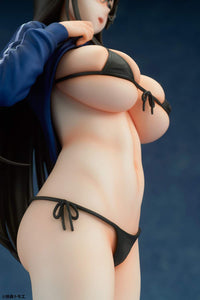 Succubus Stayed Life Fuyuko Sakuramachi Limited Blue Jersey Ver. 1/6 Complete Figure