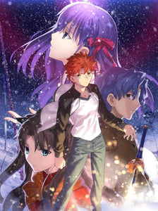 "Movie Version ""Fate / stay night [Heaven's Feel] I.presage flower"" (full production limited edition) [Blu-ray]"