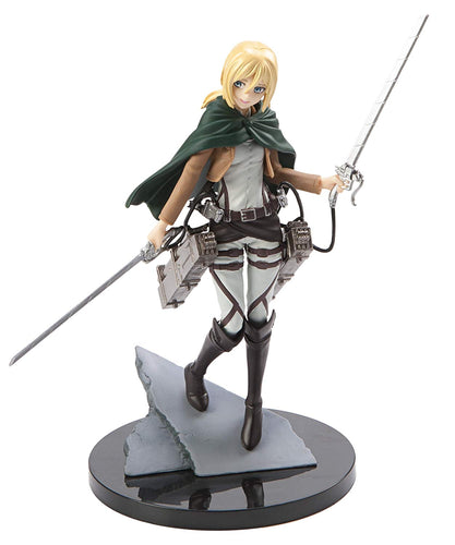 Attack on Titan Krista Lenz  Survey Corps Figure