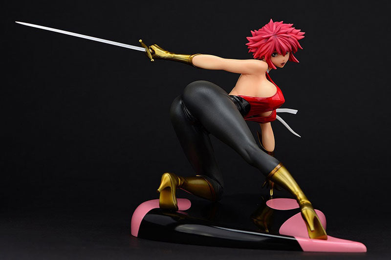 Cutie Honey Infinite Premium ver. Original Color 1/6 Scale Complete Painted Figure