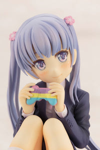 New Game!! Aoba Suzukaze 1/8 Scale Pre-Painted Figure