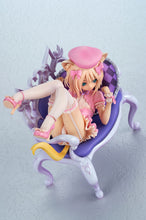 Load image into Gallery viewer, Planet of the Cats Fluffy Cat and Chair 1/8 Complete Figure