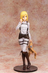 Attack on Titan Krista Lenz 1/7 PMMA Painted Complete Figure
