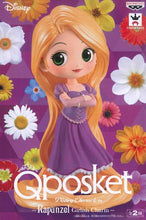 Load image into Gallery viewer, Q posket Disney Characters Disney Rapunzel Girlish Charm Type-A Figure