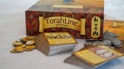TorahLine Game